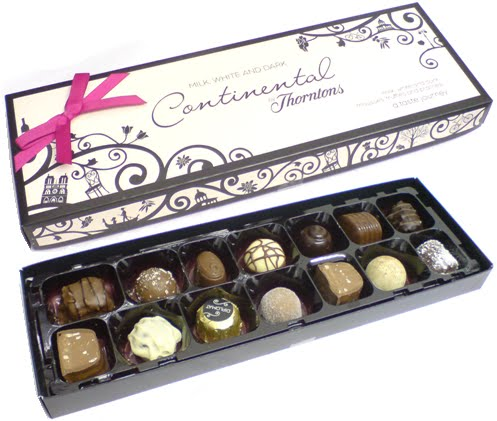Image result for thorntons continental